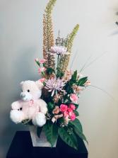 Baby Love Flower Arrangement