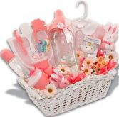 BABY PLAY TIME FOR BOY OR GIRL GIFT BASKET