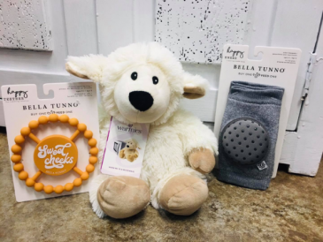 Baby Sheep Gift Set!