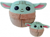 Baby Yoda Squishmallow Plush