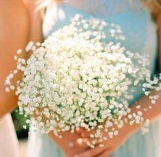 W*  Baby's Breath Bouquet