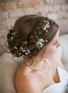 Baby's Breath Hair Flowers  in Dover, NH | SWEET MEADOWS FLOWER SHOP