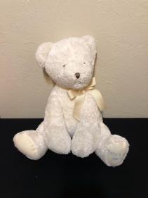 Baby's First Bear Stuffed Plush
