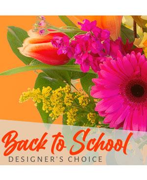 Back to School Beauty Designer's Choice in Beloit, OH | American Flower Farm & Florist