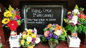 Back to school smiles (Price is for each item) in Katy, TX | KD'S FLORIST & GIFTS