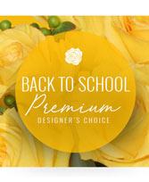 Back to School Stunner Premium Designer's Choice