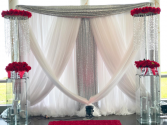 Background wedding