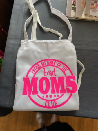 Bad Mom Apron