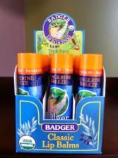 Badger Co. Lip Balm Tang Breeze