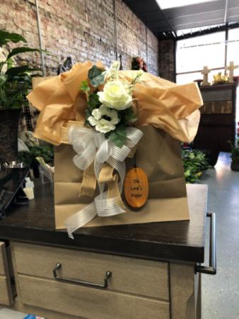 Bag of Windchimes Gift Bag