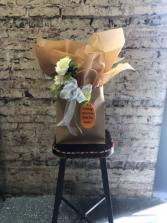 Bag of Windchimes Gift bag/windchime