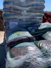 Bagged Mink (chocolate) Mulch 2 cubic foot bags