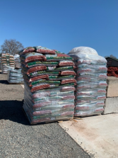 Bagged Red Canyon Mulch 2 cubic foot bags