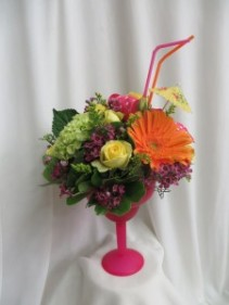 Bahama Mama Fresh Mixed Arrangement