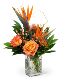 Bali Spirit Flower Arrangement