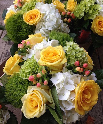Ball of Sunshine Bouquet