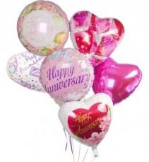 Anniversary Balloon Bouquet Balloons