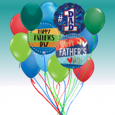 Balloon Bouquet - Father's Day  Gift