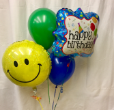 Balloon Bouquet Gift
