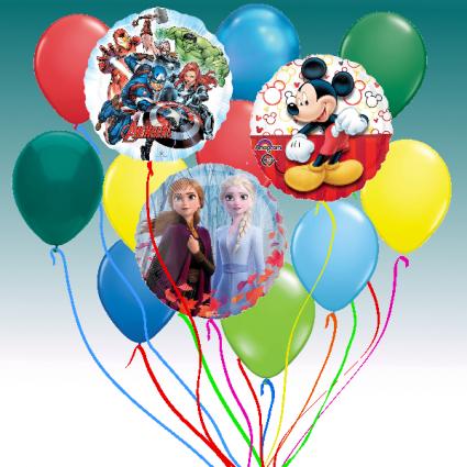 Balloon Bouquet - Kids