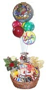 Balloons, Flowers, & Teddy Bear Gift Baskets Gift Baskets,   Baby Gift Baskets Prince George BC