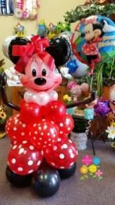 Balloon Bouquets / Characters Balloon Arrangment
