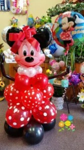 Balloon Bouquets / Characters Balloon Arrangment