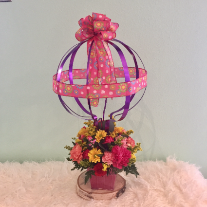 Balloon Fiesta Arrangement