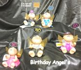 Balloon weights Angels Birthdays