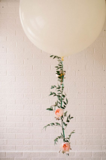 Balloons and Flowers  Collaboration with Parties N Moore