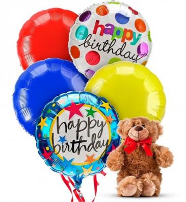 Balloons Bouquet Birthday