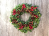 Balsam Wreath Wreath