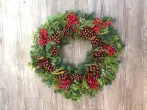 Balsam Wreath Wreath
