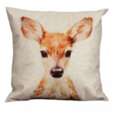 Bambi Pillow #44 18 x 18