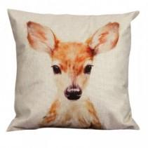 Bambi Pillow #44 18 x 18