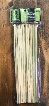 Bamboo Flat Skewers