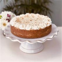 Banana Pudding Cheesecake Sweet Blossoms
