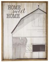 Barn Home Sweet Home