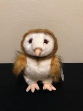 Barn Owl Stuffed Plush