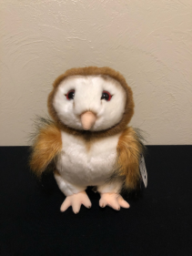 Barn Owl Stuffed Plush