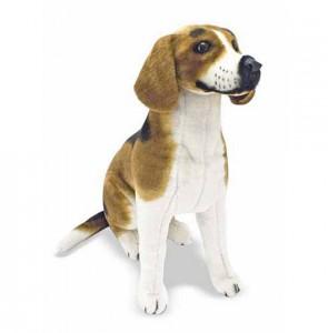 BARNEY BEAGLE DOG