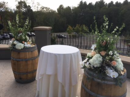 Barrel  Ceremony