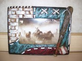 Baseball & Bat Frame Picture Frame 4x6