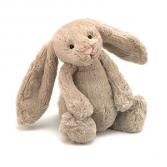 Bashful Beige Bunny Jelly Cat