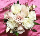 Bashful Blushing Bride Wedding Bouquet