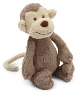 Bashful Monkey Newborn Gift in Ruston, LA | Ruston Florist and Boutique