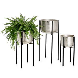 Basin Alluminium Standing planters  in Delta, BC | FLOWERS BEAUTIFUL