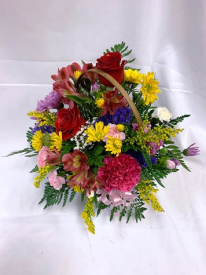 """You're the Best"" Basket Arrangement  in Detroit Lakes, MN 