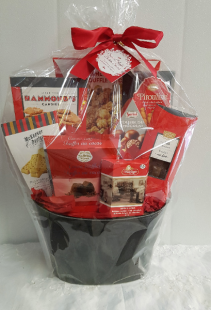 """Basket-Basket of Yummy Look for more gift baskets under """"MORE"""" at top of page"""