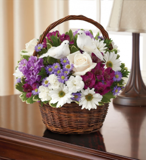 Basket Case    in Oakville, ON | ANN'S FLOWER BOUTIQUE-Wedding & Event Florist